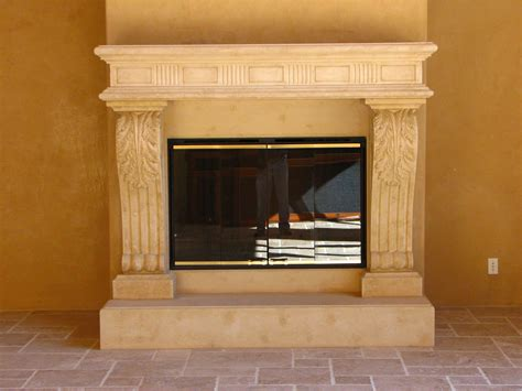 Fireplaces Westside Tile And Stone Travertine Fireplace Hearth