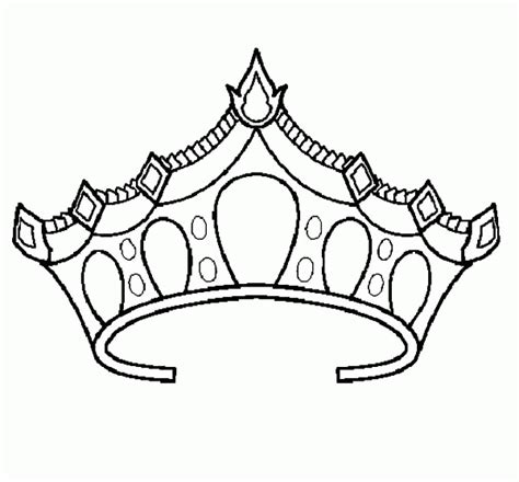 coloring pages crown tiara princess tiara coloring pages coloring home