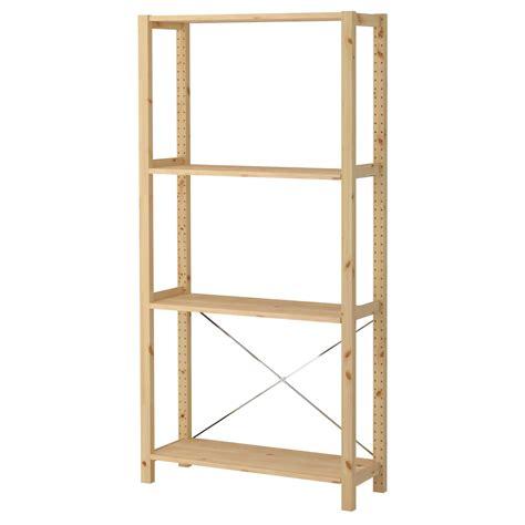scaffali componibili in legno ikea scaffali librerie