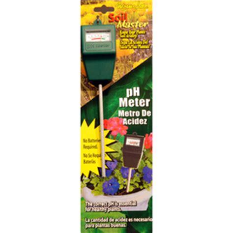 shop mosser soil master ph meter at lowes