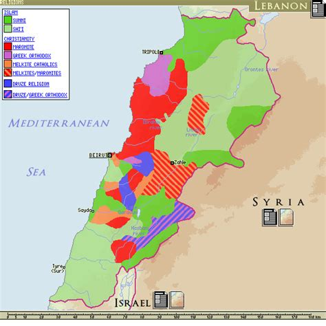 middle east map of religions religious groups in middle east pictures to pin on