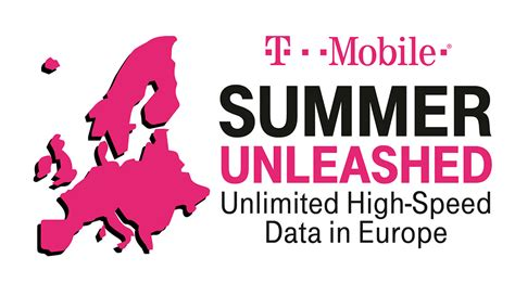 tmobile gogo t mobile is unleashing the summer with unlimited high speed data in europe free gogo