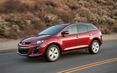 2012 mazda cx 7 reviews and rating motor trend