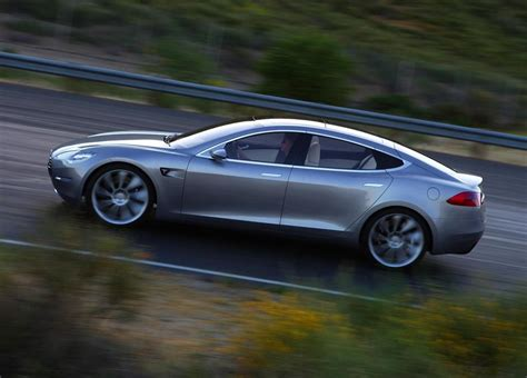 tesla employee model s alpha prototype up and running