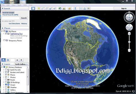 Software Melihat Dunia Earth Pro 7 b digg tutorial dan seo plus free software free earth pro 7 0
