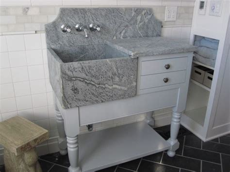 Soapstone Bathroom Sink by Pin By D V On Bathrooms