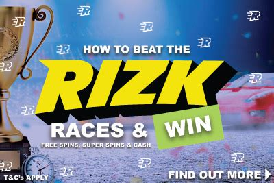 Free Spins To Win Money - how to beat the rizk races to win cash free spins and super spins