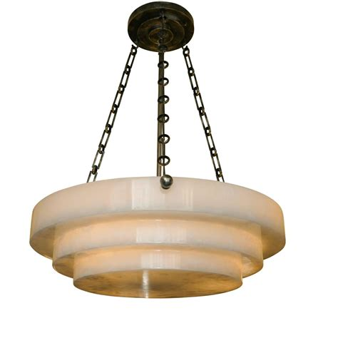 Alabaster Lighting Fixtures Alabaster Light Fixture At 1stdibs