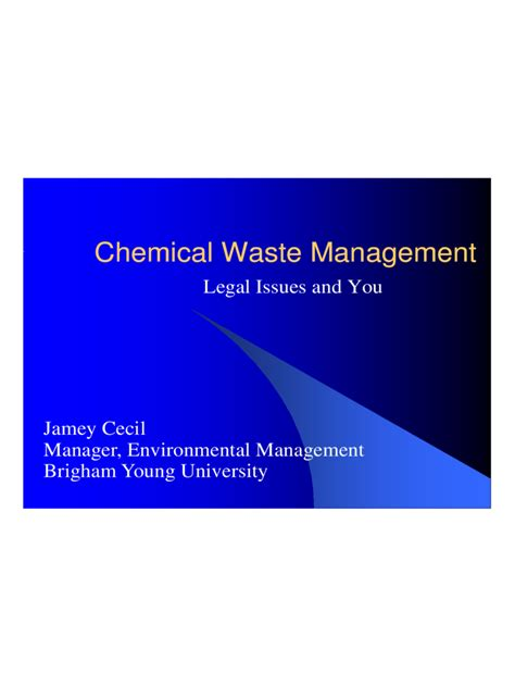 28 Waste Management Powerpoint Template Ecology Recycle Waste Management Powerpoint Template