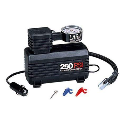 larin 12v portable air compressor