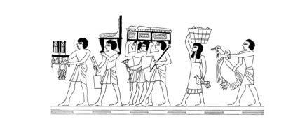 antichi vasi funebri 4 tutte le anime della mummia per i piu piccoli 4