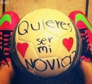 imagenes de balones de futbol que diga quieres ser mi novia pin by camille delgado on i loved pinterest
