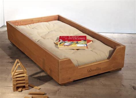 futon kinderbett montessori floor bed quot stackable quot montessori