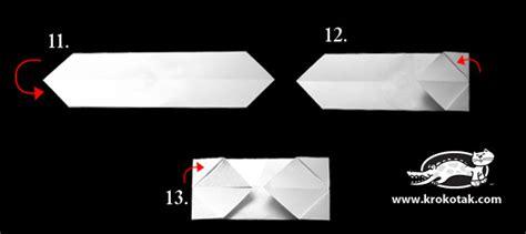 Blinking Eye Origami - krokotak do i look like a cyclope blinking origami eye