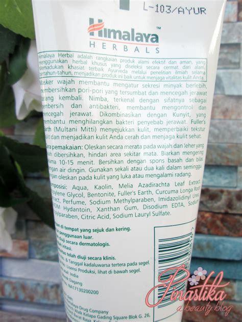 Masker Himalaya Herbal by Himalaya Herbals Purifying Neem Mask Review Paman Crab