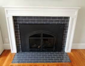 kamin fliesen best 20 subway tile fireplace ideas on white
