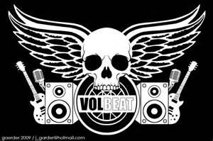 volbeat logo by gaerder on deviantart
