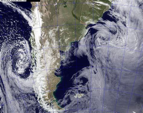 imagenes satelitales del clima meteorolog 237 a pr 225 ctica foto satelital de argentina con 2
