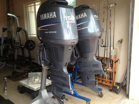 Suzuki Outboards For Sale In Florida 2006 2009 Yamaha F150 Four Stroke Outboards For Sale