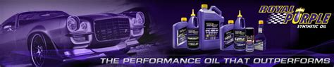 Oli Royal Purple hps high performance motor royal purple renox