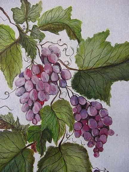 acrylic painting grapes acrylic painting grapes images more than stick