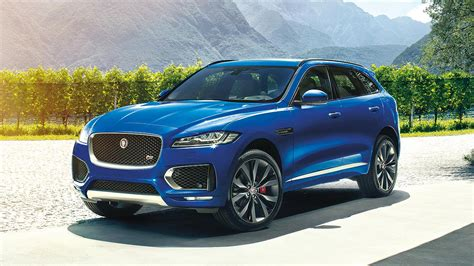 jaguar f pace suv revealed jaguar has made a 4x4
