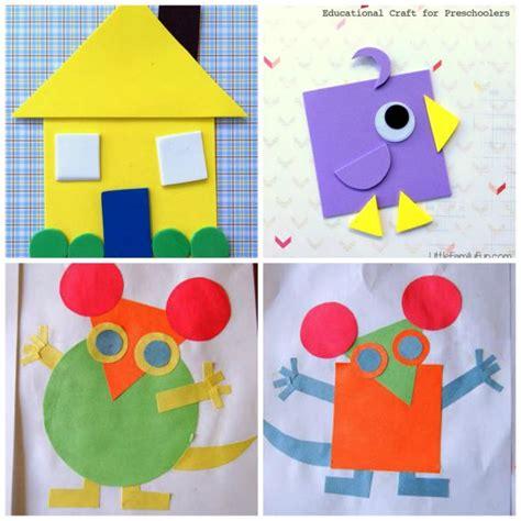 libro arts crafts 3 las 25 mejores ideas sobre figuras geometricas primaria