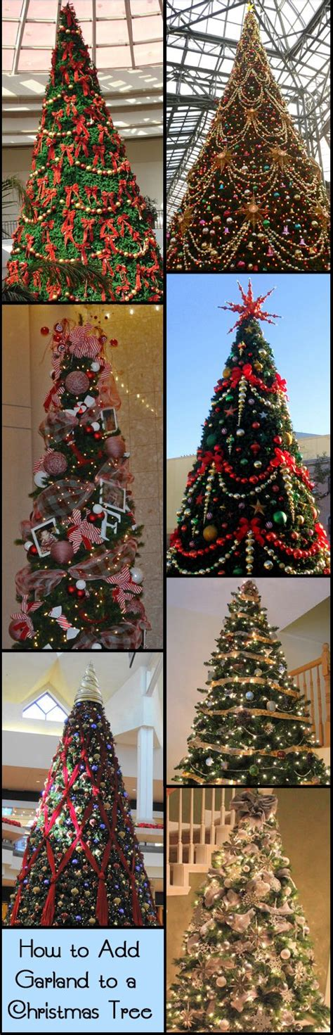 how to make xmas popcorn tinsel garlands trees and paper chains on