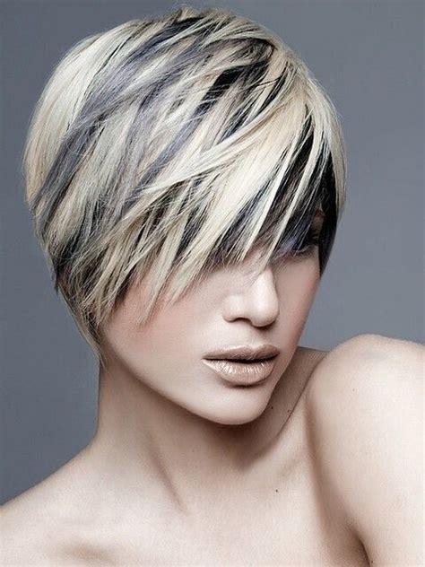 Model Rambut Highlight by Warna Rambut Terbaik Untuk Potongan Rambut Pendek Trend