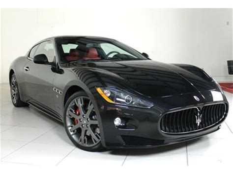how to learn about cars 2009 maserati granturismo security system purchase used rare 2009 maserati granturismo s 4 7 cambiocorsa 1 of 300 f 1 shift in mill