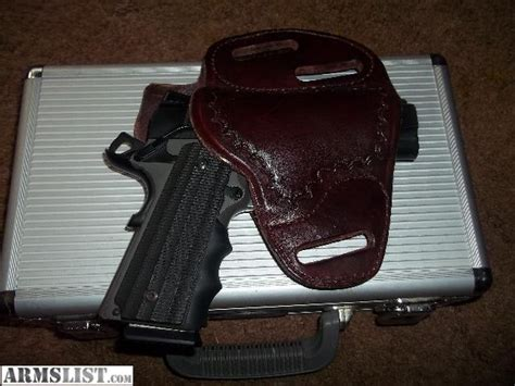 simply rugged leather armslist for sale trade simply rugged brand leather pancake holster by rob leahy reduced price