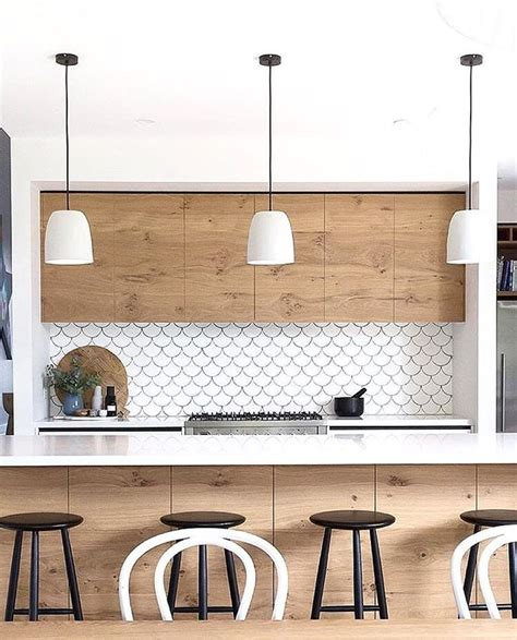 White Kitchen Pendant Lights by Mudaustralia님의 이 Instagram 사진 보기 좋아요 373개 Interior