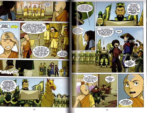 avatar the promise avatar the promise part 3 page 34 35 by rocky road123 on