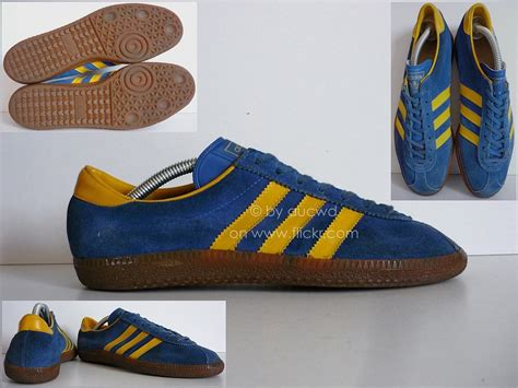 70 s 80 s vintage adidas stockholm shoes trainers flickr