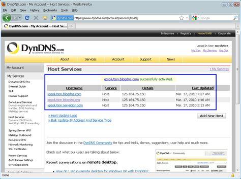 tutorial web server dengan xp tutorial membuat webserver dengan dyndns menggunakan ip