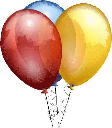 Balloon anniversary clipart
