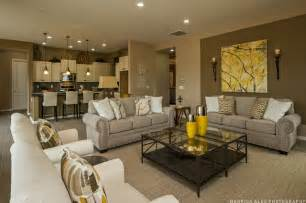 Living Room Tucson The Biscayne Plan At Ranch Vistoso Tucson Az