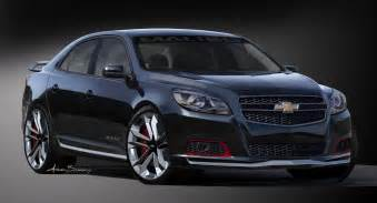 2013 chevy malibu turbo performance concept coming to 2012