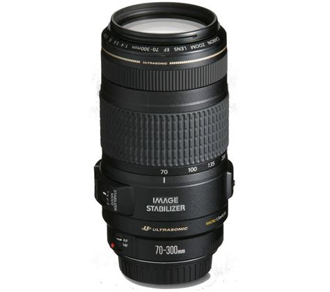 Kamera Canon Lexus buy canon ef 70 300 mm f 4 5 6 usm is telephoto zoom lens free delivery currys