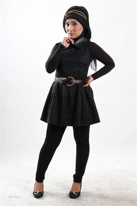 tutorial hijab pashmina fatin shidqia lubis cara pakai jilbab fatin shidqia lubis tutorial memakai