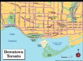 maps canada toronto maps directions