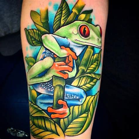 tree frog tattoo designs tree frog best ideas designs