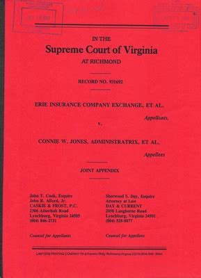 West Va Court Records Virginia Supreme Court Records Volume 248 Virginia Supreme Court Records