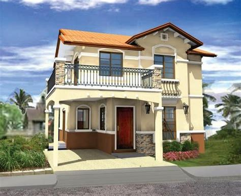 inspirasi desain rumah minimalis type