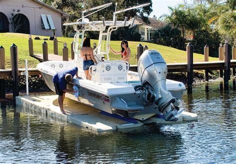 boat dock cost east coast docks