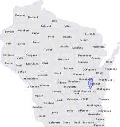 wisconsin department of transportation county maps