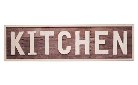 kitchen sign oversized kitchen sign wall decor