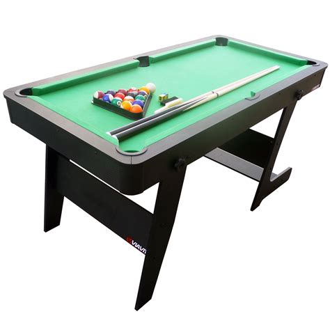 5ft Folding Pool Table Viavito Pt100x 5ft Folding Pool Table Sweatband