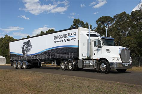 paccar australia the evolution of paccar australia s class kenworth