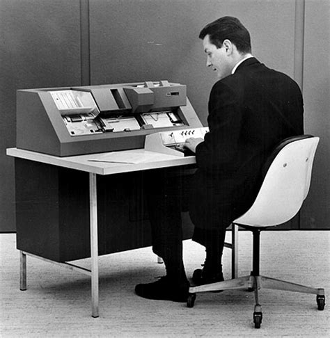 Hollerith Desk by Econometrics Beat Dave Giles The Monkey Run